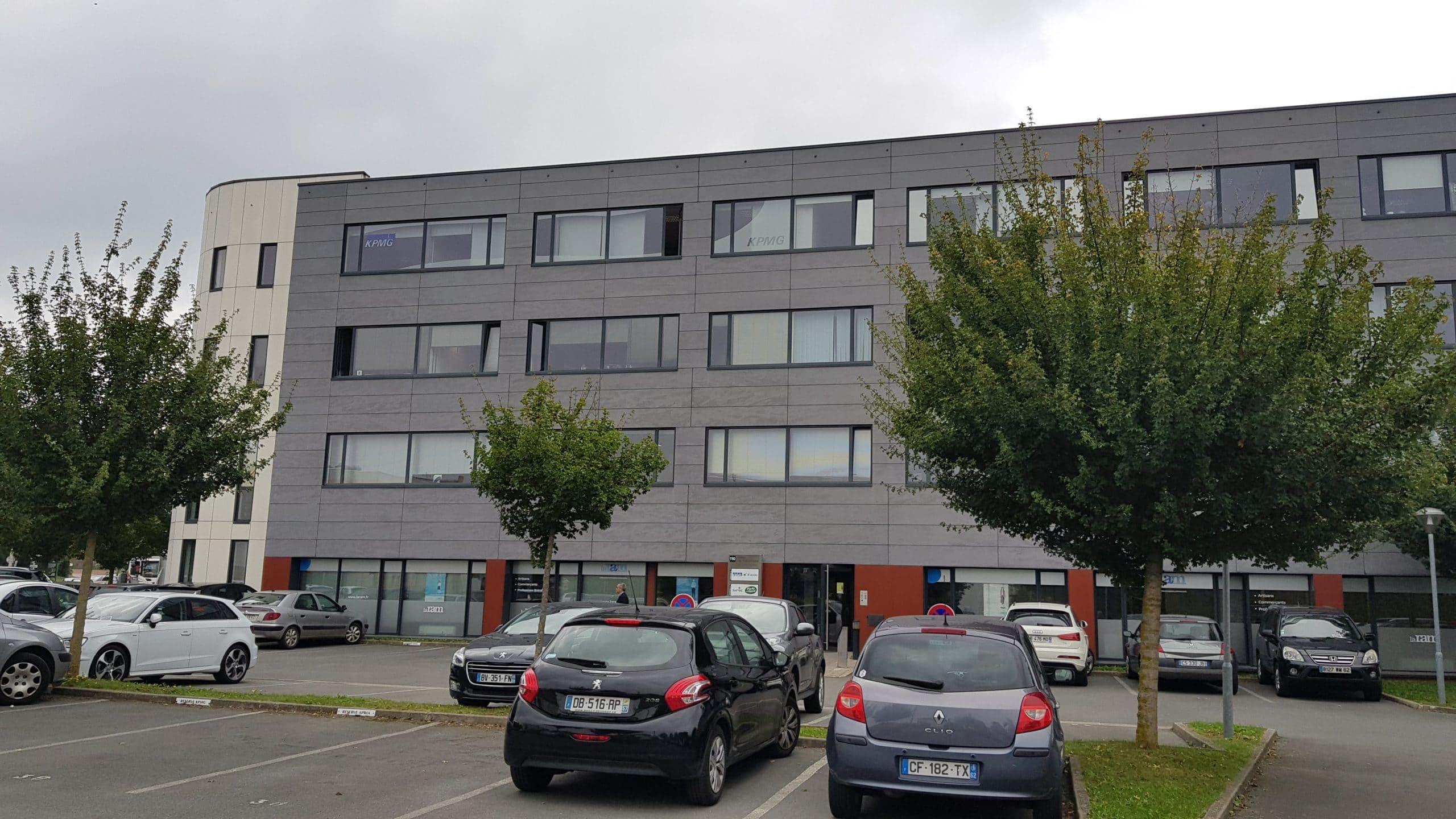centre d'affaires d'Arras Invivo