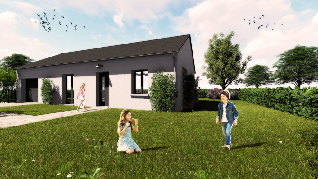Invivo construction maison individuelle